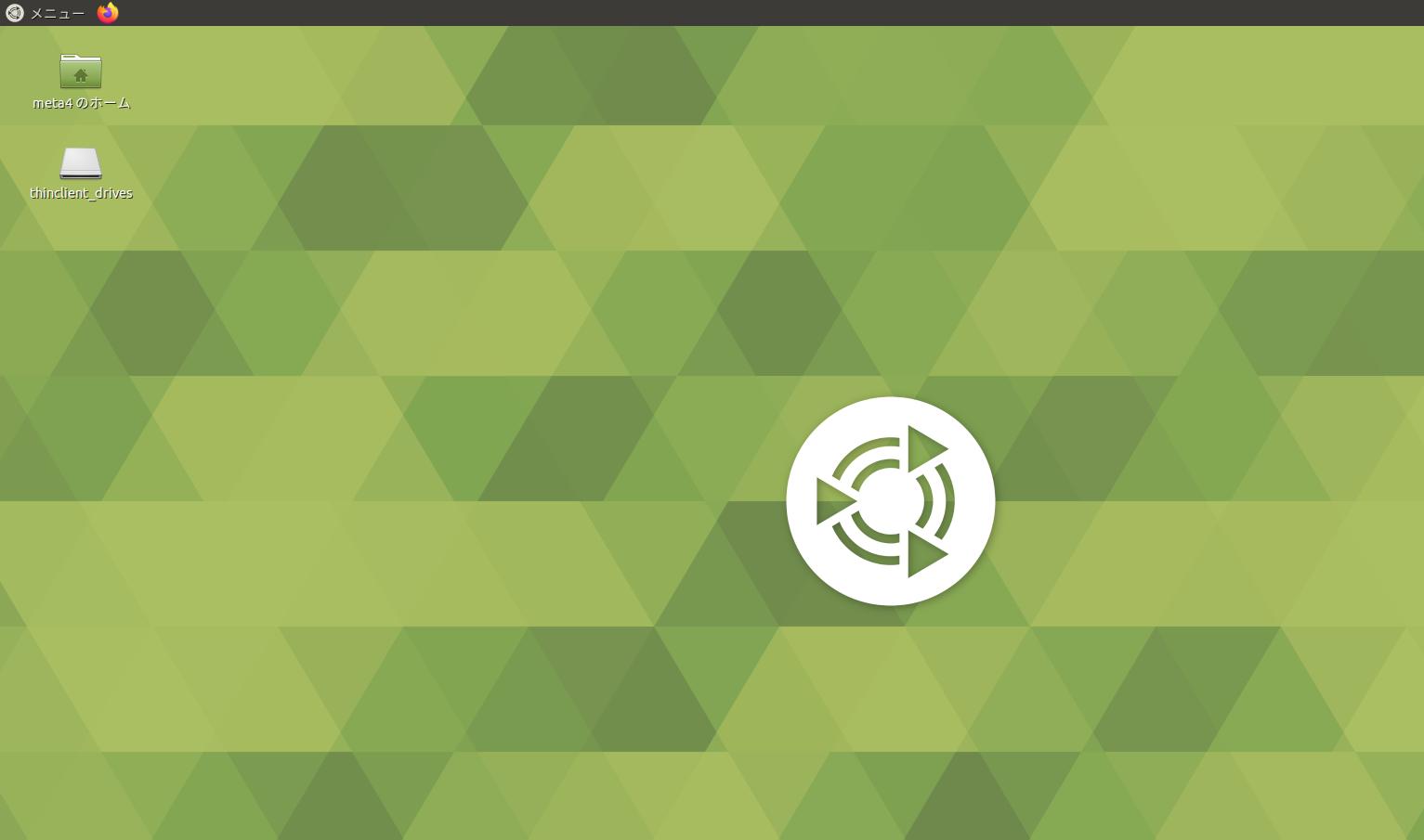 Ubuntu18.04 Vultr(MATE)-リモート接続成功