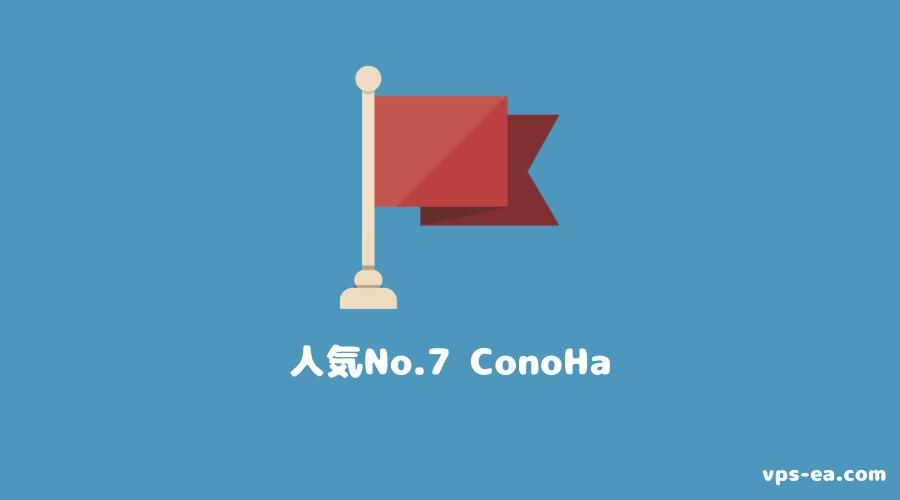 Windows VPS人気No.7 ConoHa for Windows Server